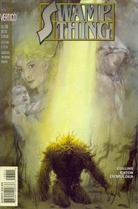 Cover Thumbnail for Swamp Thing (DC, 1985 series) #138