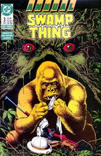 Cover Thumbnail for Swamp Thing Annual (DC, 1985 series) #3