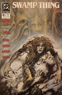 Cover Thumbnail for Swamp Thing Annual (DC, 1985 series) #5