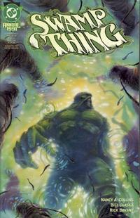 Cover Thumbnail for Swamp Thing Annual (DC, 1985 series) #6