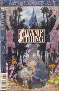 Cover Thumbnail for Swamp Thing Annual (DC, 1985 series) #7