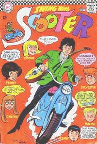 Cover Thumbnail for Swing with Scooter (DC, 1966 series) #1