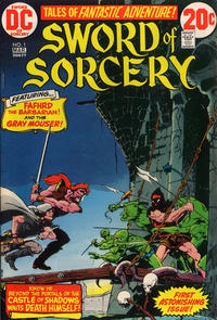 Cover Thumbnail for Sword of Sorcery (DC, 1973 series) #1