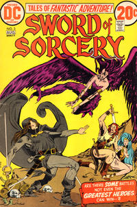 Cover Thumbnail for Sword of Sorcery (DC, 1973 series) #3