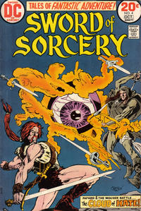 Cover Thumbnail for Sword of Sorcery (DC, 1973 series) #4