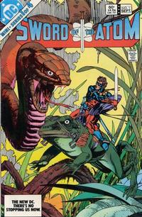 Cover Thumbnail for Sword of the Atom (DC, 1983 series) #1 [Direct]