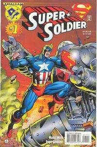 Cover Thumbnail for Super Soldier (DC, 1996 series) #1