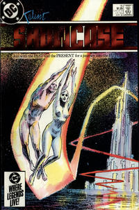 Cover Thumbnail for Talent Showcase (DC, 1985 series) #16