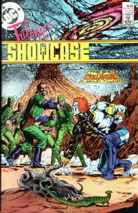 Cover Thumbnail for Talent Showcase (DC, 1985 series) #17