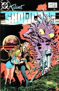 Cover Thumbnail for Talent Showcase (DC, 1985 series) #18