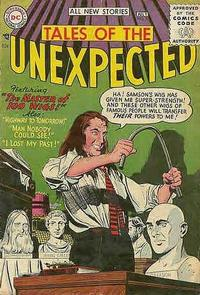 Cover Thumbnail for Tales of the Unexpected (DC, 1956 series) #3