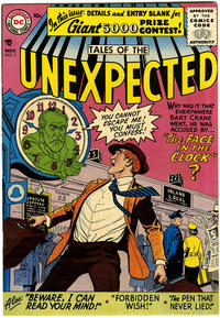 Cover Thumbnail for Tales of the Unexpected (DC, 1956 series) #7
