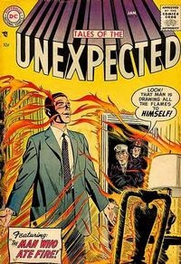 Cover Thumbnail for Tales of the Unexpected (DC, 1956 series) #9