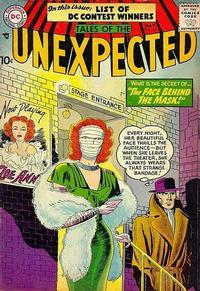 Cover Thumbnail for Tales of the Unexpected (DC, 1956 series) #13