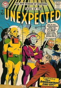 Cover Thumbnail for Tales of the Unexpected (DC, 1956 series) #16