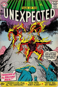 Cover Thumbnail for Tales of the Unexpected (DC, 1956 series) #22