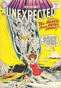 Cover Thumbnail for Tales of the Unexpected (DC, 1956 series) #23