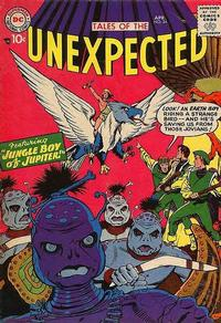 Cover Thumbnail for Tales of the Unexpected (DC, 1956 series) #24
