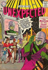 Cover Thumbnail for Tales of the Unexpected (DC, 1956 series) #25