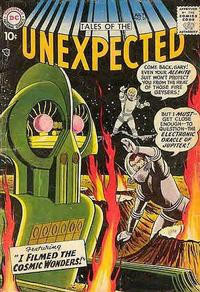 Cover Thumbnail for Tales of the Unexpected (DC, 1956 series) #27