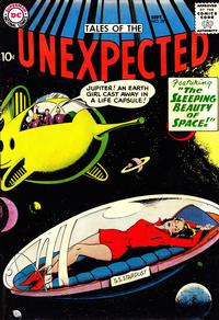Cover Thumbnail for Tales of the Unexpected (DC, 1956 series) #29
