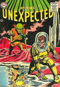 Cover Thumbnail for Tales of the Unexpected (DC, 1956 series) #30