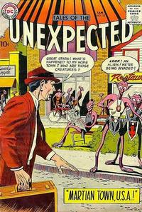 Cover Thumbnail for Tales of the Unexpected (DC, 1956 series) #33
