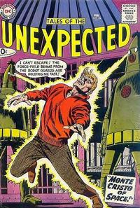 Cover Thumbnail for Tales of the Unexpected (DC, 1956 series) #34