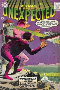 Cover Thumbnail for Tales of the Unexpected (DC, 1956 series) #36