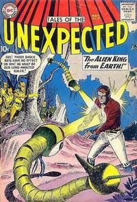 Cover Thumbnail for Tales of the Unexpected (DC, 1956 series) #37