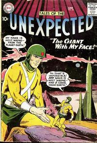 Cover Thumbnail for Tales of the Unexpected (DC, 1956 series) #38