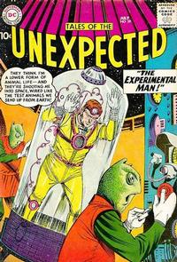 Cover Thumbnail for Tales of the Unexpected (DC, 1956 series) #39