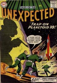 Cover Thumbnail for Tales of the Unexpected (DC, 1956 series) #41