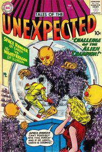 Cover for Tales of the Unexpected (DC, 1956 series) #46