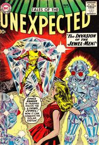 Cover Thumbnail for Tales of the Unexpected (DC, 1956 series) #47
