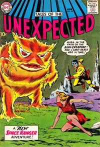 Cover Thumbnail for Tales of the Unexpected (DC, 1956 series) #50