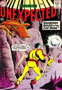 Cover Thumbnail for Tales of the Unexpected (DC, 1956 series) #52