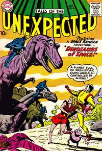 Cover Thumbnail for Tales of the Unexpected (DC, 1956 series) #54