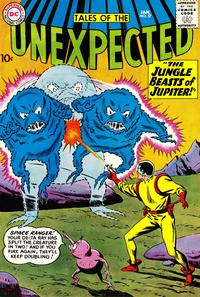 Cover Thumbnail for Tales of the Unexpected (DC, 1956 series) #57