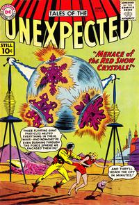 Cover Thumbnail for Tales of the Unexpected (DC, 1956 series) #62