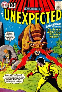 Cover Thumbnail for Tales of the Unexpected (DC, 1956 series) #65