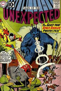 Cover Thumbnail for Tales of the Unexpected (DC, 1956 series) #67
