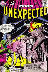 Cover Thumbnail for Tales of the Unexpected (DC, 1956 series) #74