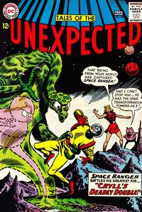 Cover for Tales of the Unexpected (DC, 1956 series) #75