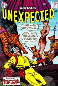 Cover Thumbnail for Tales of the Unexpected (DC, 1956 series) #80