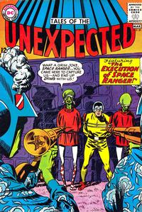 Cover Thumbnail for Tales of the Unexpected (DC, 1956 series) #81