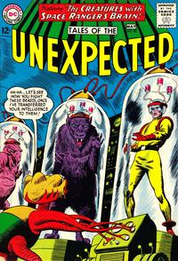Cover Thumbnail for Tales of the Unexpected (DC, 1956 series) #82