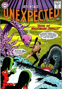 Cover Thumbnail for Tales of the Unexpected (DC, 1956 series) #83