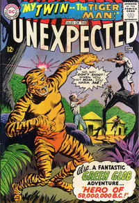 Cover Thumbnail for Tales of the Unexpected (DC, 1956 series) #90