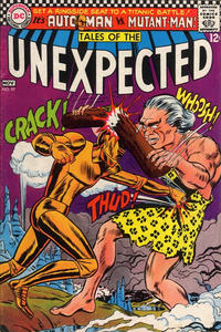 Cover Thumbnail for Tales of the Unexpected (DC, 1956 series) #97